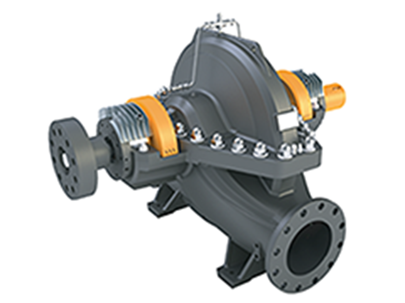 AS Series High Efficiency Single-Stage Double Suction Split Case Pump