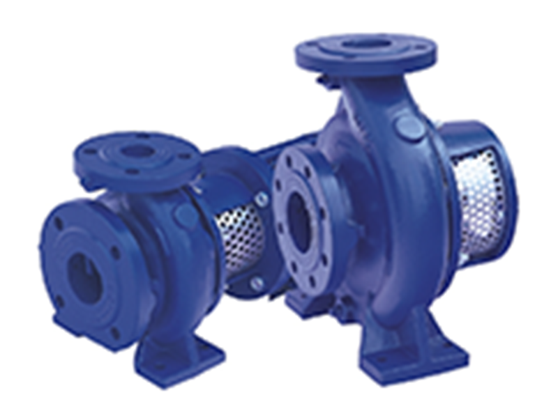 PAZ Series Close Coupled End Suction Centrifugal Pump