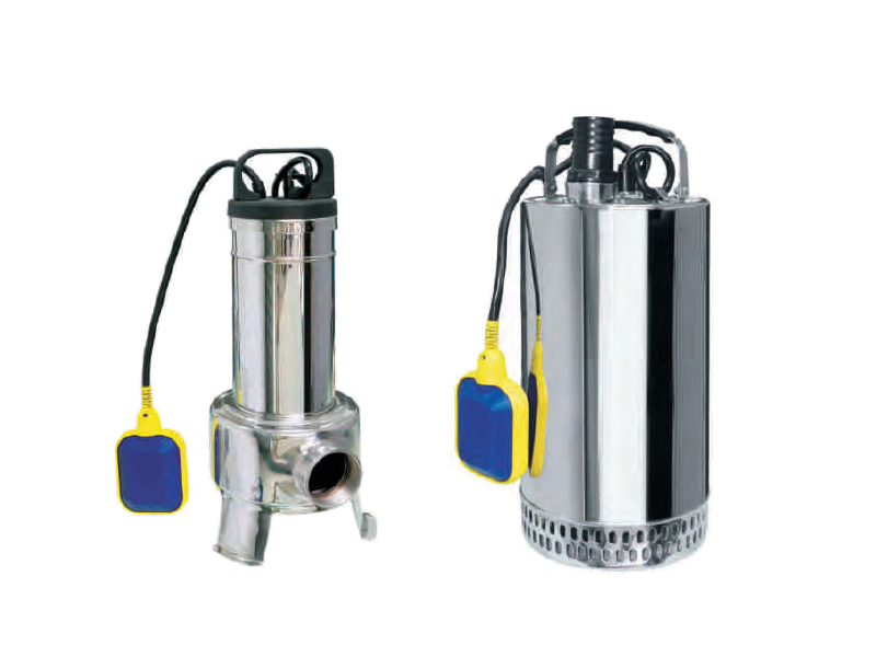 SS, SSW Stainless steel Submersible Pump