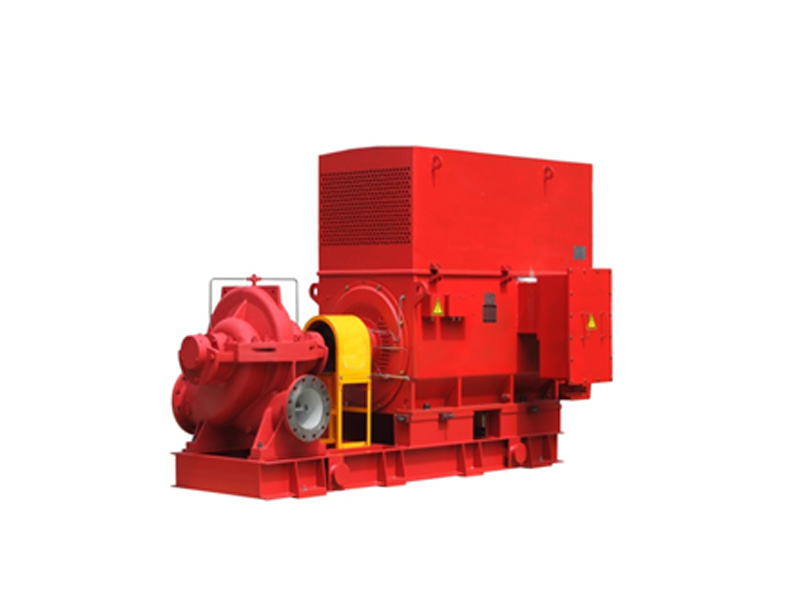Permalink to Split Case Electric Drive Fire Pump