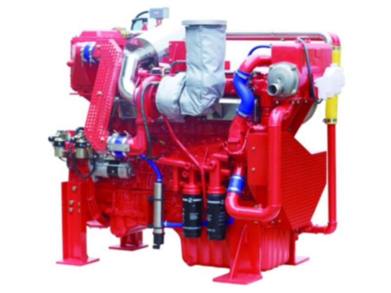 Diesel Engine: TN 6-128